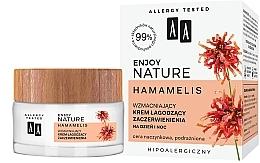 Parfumuri și produse cosmetice Cremă calmantă pentru față - AA Enjoy Nature Soothing Cream