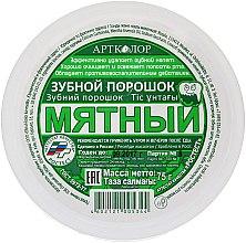 Parfumuri și produse cosmetice Praf de dinți pentru protecția smalțului și albirea dinților sensibili - Artkolor