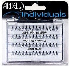 Parfumuri și produse cosmetice Set gene false smoc - Ardell Individuals Short Black