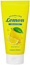 Parfumuri și produse cosmetice Peeling facial - Holika HolikaSparkling Lemon Peeling Ge