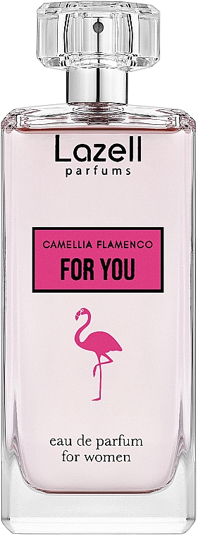 Lazell Camellia Flamenco For You - Apă de parfum