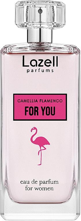 Lazell Camellia Flamenco For You - Apă de parfum