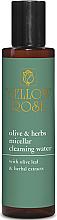 Parfumuri și produse cosmetice Apă micelară cu extracte din plante - Yellow Rose Olive & Herbs Micellar Cleansing Water