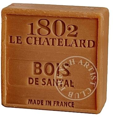 Săpun - Le Chatelard 1802 Soap Sandalwood — фото N1