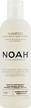 Parfumuri și produse cosmetice Șampon cu piper negru și mentă - Noah