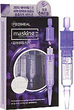 Parfumuri și produse cosmetice Ampule pentru față - Mediheal Masking Layering Ampoule Poreminor Shot