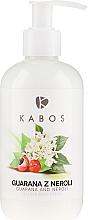 """Parfumuri și produse cosmetice Balsam pentru mâini și corp """"Guarana cu neroli"""" - Kabos Hand & Body Balm"""