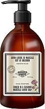 Parfumuri și produse cosmetice Săpun lichid - Institut Karite Rose So Vintage Marseille Liquid Soap