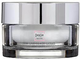 Parfumuri și produse cosmetice Cremă-scrub cu acid glicolic pentru față - Fontana Contarini Glycolic Acid Face Scrub Cream