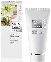 Parfumuri și produse cosmetice Cremă-peeling pentru față - Artdeco Gentle Jojoba Scrub