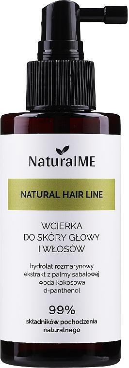 Лосьон для волос от выпадения - NaturalME Natural Hair Line Lotion — фото N1