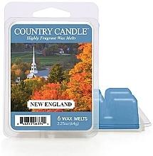 Parfumuri și produse cosmetice Воск для аромалампы - Country Candle New England Wax Melts