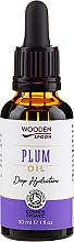 Parfumuri și produse cosmetice Ulei esențial de prune - Wooden Spoon Plum Oil