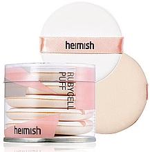 Parfumuri și produse cosmetice Burete de machiaj - Heimish Artless Rubycell Puff