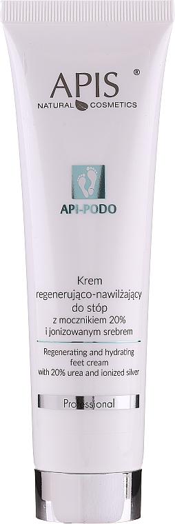 Cremă pentru picioare - Apis Professional Api-Podo 20% — Imagine N1