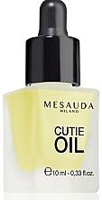 Parfumuri și produse cosmetice Ulei pentru cuticule - Mesauda Milano Cutie Oil 107