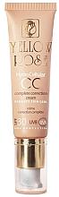Parfumuri și produse cosmetice CC cream, anti-îmbătrânire - Yellow Rose Hydrocellular CC Cream SPF30