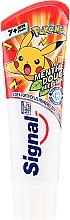 Parfumuri și produse cosmetice Pastă de dinți pentru copii, roșie - Signal Junior Pokemon Toothpaste