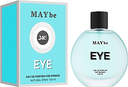 Parfumuri și produse cosmetice Christopher Dark MAYbe Eye - Apă de parfum