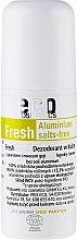 Parfumuri și produse cosmetice Deodorant Roll-On cu extract de rodie și fructe goji - Eco Cosmetics