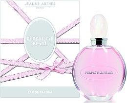Parfumuri și produse cosmetice Jeanne Arthes Perpetual Pearl - Apă de parfum