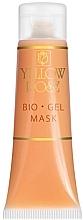 Parfumuri și produse cosmetice Mască Biogel pentru față - Yellow Rose Bio Gel Mask