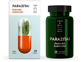 Parfumuri și produse cosmetice Supliment alimentar - You & Oil Food Shots Parasites Cleanse Support
