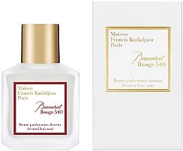 Parfumuri și produse cosmetice Maison Francis Kurkdjian Baccarat Rouge 540 - Парфюмированная дымка для волос
