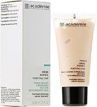 Parfumuri și produse cosmetice Cremă pentru curățare Juvanyl - Academie Juvanyl Cream Purifying Care