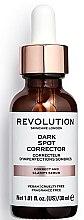 Parfumuri și produse cosmetice Ser corector pentru pete pigmentare - Revolution Skincare Dark Spot Corrector