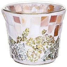 Parfumuri și produse cosmetice Suport pentru lumânări - Yankee Candle Gold and Pearl Votive Sampler Holder