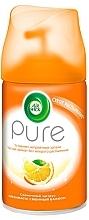 "Parfumuri și produse cosmetice Odorizant de aer ""Sunny citrus"" - Air Wick Pure Freshmatic"