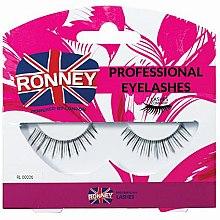 Parfumuri și produse cosmetice Gene False - Ronney Professional Eyelashes 00006