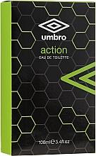 Umbro Action - Туалетная вода — фото N3
