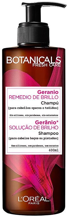 Șampon de păr - L'Oréal Paris Botanicals Botanicals Remedio de Brillo Cabellos Opacos o Teñidos — Imagine N1