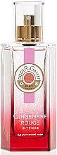 Parfumuri și produse cosmetice Roger & Gallet Gingembre Rouge Intense - Apă de parfum