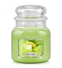 Parfumuri și produse cosmetice Lumânare aromatică - Country Candle Honeydew
