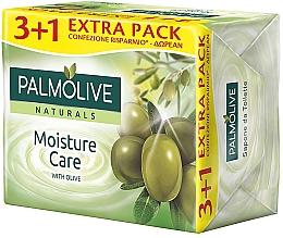 """Parfumuri și produse cosmetice Săpun """"Măsline și Lapte"""" - Palmolive Naturals Moisture Care With Olive Soap"""
