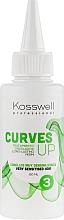 Parfumuri și produse cosmetice Produs de styling pe termen lung - Kosswell Professional Curves Up 3