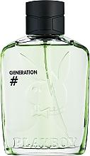 Parfumuri și produse cosmetice Playboy Generation - Apă de toaletă