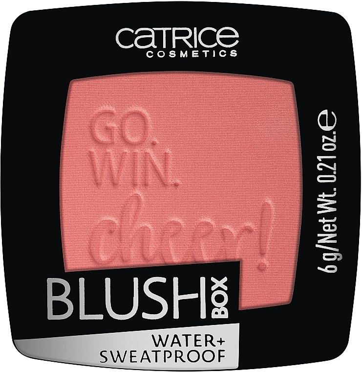 Румяна для лица - Catrice Blush Box