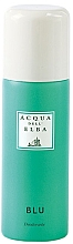 Parfumuri și produse cosmetice Acqua Dell Elba Blu - Deodorant