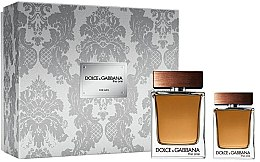 Parfumuri și produse cosmetice Dolce&Gabbana The One For Men - Set (edt/100ml + edt/30ml)