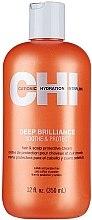 Parfumuri și produse cosmetice Cremă de protecție pentru scalp - CHI Deep Brilliance Soothe & Protect