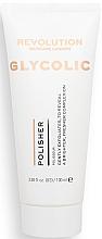 Parfumuri și produse cosmetice Scrub pentru față - Revolution Skincare Glycolic Acid AHA Glow Polishing Scrub