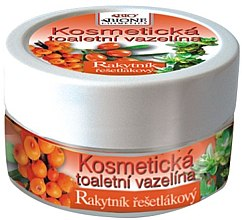 Parfumuri și produse cosmetice Vaselină cosmetică - Bione Cosmetics Sea Buckthorn Vaseline
