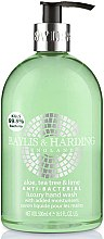 Parfumuri și produse cosmetice Săpun lichid de mâini - Baylis & Harding Aloe, Tea Tree and Lime Hand Wash