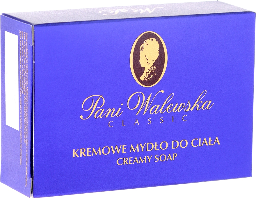 Săpun-cremă - Miraculum Pani Walewska Classic Creamy Soap