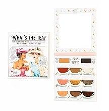 Parfumuri și produse cosmetice Paletă farduri de ochi - TheBalm Hot Tea