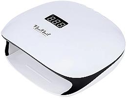 Parfumuri și produse cosmetice Lampă LED, albă - NeoNail Professional Lamp LED 36W/48 LCD Display